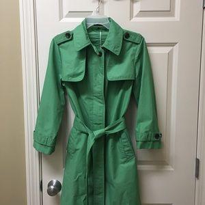 Gap trench coat